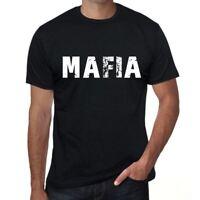mafia Herren T shirt Schwarz Geburtstag Geschenk 00553