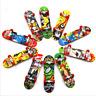 3 x Alloy Mini Finger Board Truck Skateboard Toy Boy Kids Children Party Gifts