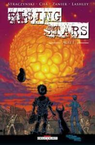 COMICS - RISING STARS > TOME 1 / STRACZYNSKI, ZANIER, LASHLEY, CHA, DELCOURT