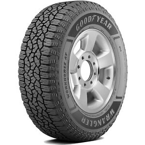 Tire Goodyear Wrangler Workhorse AT LT 235/65R16 Load E 10 Ply All Terrain