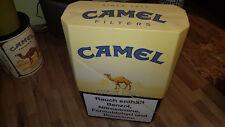 ★ Riesige 72cm Camel Filters Schachtel Box Dose aus Pappe Werbung Reklame ★