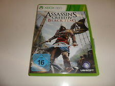XBox 360  Assassin's Creed 4: Black Flag - [Xbox 360]