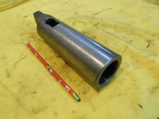 5 - 6 MORSE TAPER ADAPTER SLEEVE boring mill lathe tool holder mt SCULLY JONES