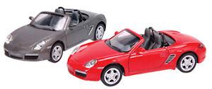 Schylling Diecast Porsche Boxter Convertible