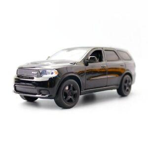 JACKIEKIM 1:32 Diecast Toy Car Dodge Durango SRT SUV Sound & Light Collection