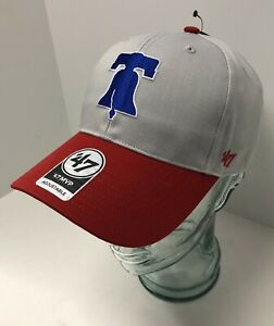 Philadelphia Phillies '47 Brand Gray Adjustable MVP Hat SnapBack - New With Tags