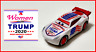 DISNEY PIXAR CARS 3 CUSTOM NEXT GEN RACER CRUZ RAMIREZ WOMEN FOR TRUMP 2020 NEW