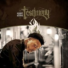 Augus Alsina - Testimony [New CD] Clean , Deluxe Edition