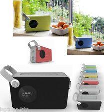 Otone BLUEMOTION Bluetooth Ricaricabile DAB DUAL ALARM RADIO FM Sleep Timer