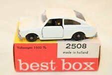 Bestbox Best Box 2508 Volkswagen 1600 TL 99.9% mint in box very scarce