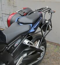 YAMAHA FZ1-S FAZER WHOLE-WELDED LUGGAGE RACK SYSTEM BLACK MOTORCYCLE ACCESSORIES