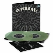 TREMONTI MARCHING IN TIME Green VINYL LP NEW  creed wvh includes bonus track