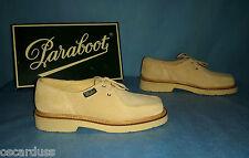 chaussures mocassins PARABOOT en  cuir veau p  4 ou  36,5 fr comme neuve