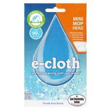 E-Cloth Classic Mini fregona Repuesto Cabeza Duro Suelo limpieza sin productos químicos