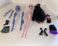 Monster High Create-A-Monster Sea Monster Vampire Starter Set Mattel Dolls