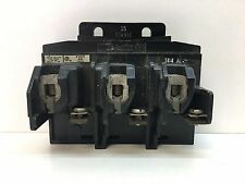Pushmatic Bulldog P4315 15-Amp 3-Pole Circuit Breaker 15A 3P 4315 240VAC