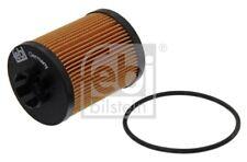 FEBI BILSTEIN Ölfilter 36562 Filtereinsatz für OPEL CORSA S07 Van X01 ADAM M13