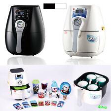 110220v 3d Sublimation Vacuum Heat Press Machine For Mugs Cup Shot Glasses