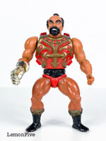 MOTU - JITSU - with Armor Original Vintage Mattel 80s He-man Action Figure #4
