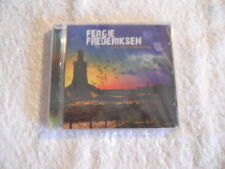 """Fergie Frederiksen """"Any Given moment"""" 2013 cd Frontiers Rec. AOR Toto New Sealed"""