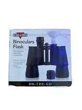 New listing Two Compartment Discreet Binoculars Flask