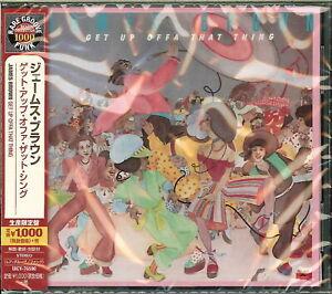 James Brown-Get Up Offa That Thing-Japan CD Ltd / Ed B63