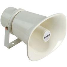 100V 15W Rectangular Outdoor Horn/Megaphone Speaker -IP56- Wall/Corner Loud Hail