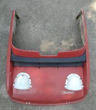 Chaparral Firebird Hood Snowmobile Vintage