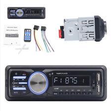 Stereo Music Remote Double USB SD Car Mp3 Player Multi EQ 3 Band FM Radio Audio