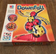 Downfall Board Game Family Classic MB Hasbro 2009 VGC 100% COMPLETE