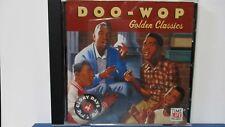 Doo Wop: Golden Classics (Glory Days of Rock 'n' Roll) - CD - MINT - E18-423