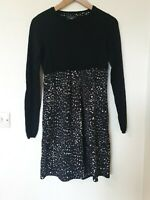 Paul Costello Merino Wool Dress Size S
