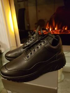 Filling pieces Chunky Low Top Trainers Roman Roots Black sz UK 5 RRP £200