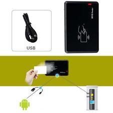 USB RFID Contactless Proximity Sensor Smart ID Card Reader 125K EM4100 Linux WT