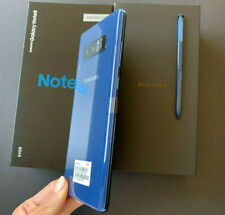 SMARTPHONE SAMSUNG GALAXY NOTE 8 SM-N950 64GB ORIGINAL LIBRE  AZUL