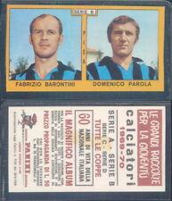 Calciatori 1969-70 Pisa Barontini parola Panini