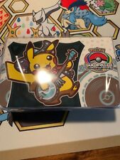 Pokemon Worlds 2018 Championship Deck Box Nashville Tennessee Sold Out Exclusive