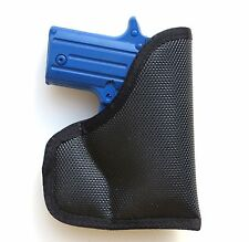 POCKET HOLSTER FOR SIG SAUER P238 MegaGrip Diamond Embossed Super Sticky Fabric