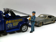 Tow Truck Driver/Operator BILL - 1/18 scale figure - NEW from American Diorama