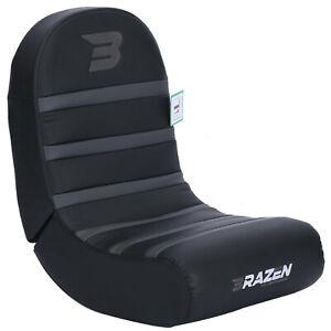 Pre-Loved BraZen Piranha Gaming Chair - Grey