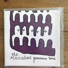 "The Maccabees - Precious time  7"" Vinyl In Poster Sleeve"
