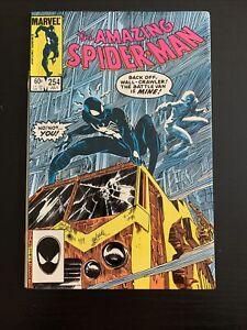 The Amazing Spider-Man #254 (Jul, 1984) (Marvel Comics) Great Condition