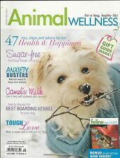 Animal Wellness magazine Health and happiness Best boarding kennel Holiday treat
