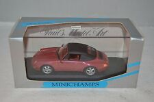 Minichamps 1:43 Porsche 911 Cabriolet 1994 perfect mint in box