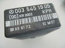 Mercedes-Benz W126 S-Klasse Relais Sicherungsdose A2018210047