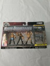 Jakks WWE micro aggression series 3 Jimmy Yang, Undertaker, MR.Kennedy