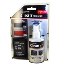 Monster iClean Screen Cleaner Kit for TV,  iPhone, iPod, Kindle, & Smartphones