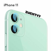 Apple iPhone 11 Mobile Phone Rear Camera Lens Protector Glass Tempered 9H