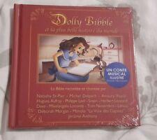 Dolly Bibble et la plus belle histoire du monde + CD neuf sous blister