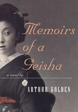 Memoirs of a Geisha by Arthur Golden (1997, Softcover)